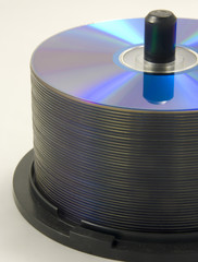 CD spindle
