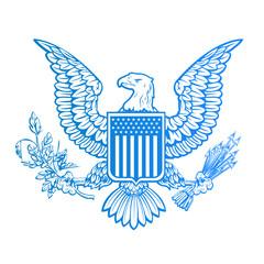 united states eagle symbol
