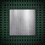 processor chip poster