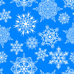Christmass Seamless Background