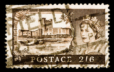 UK Postage Stamp