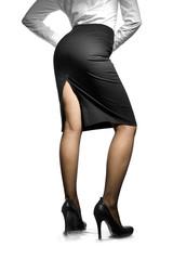 Women in high heels