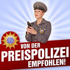 button blatt icon logo preis polizei angebot billig günstig