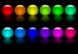 Coloured Balls