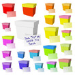 vector colorful gifts