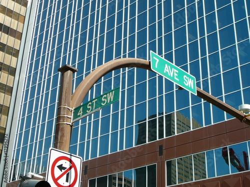 Street & Avenue
