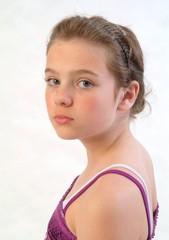 11 jähriges Mädchen