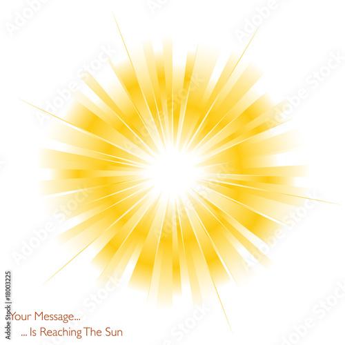 Słońce świeci
