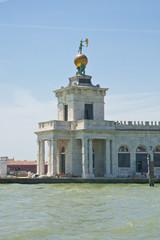 Venice Church Under Construction