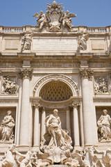 Trevi Fountain Vertical
