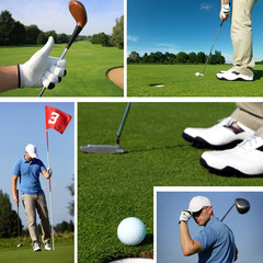 Golf Collage 1
