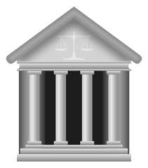 Icône tribunal