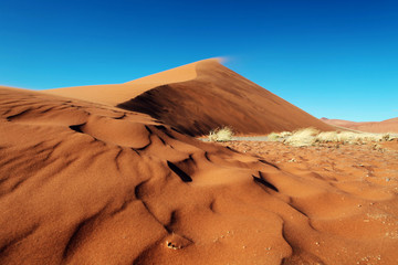 Red Sand dunes