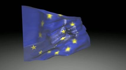 Video Bandiera Europa
