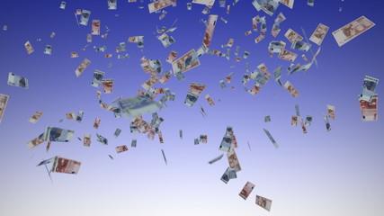 It's raining money - EURO