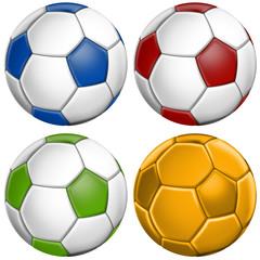 Bolas de Futebol (Soccer balls)