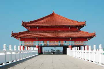 Tainan Lu Er Men Temple