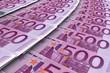 500 Euro Kurve