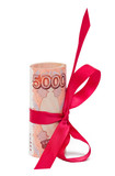 Roubles gift poster