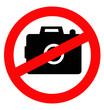 prohibido fotos