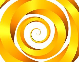 gelbe spirale