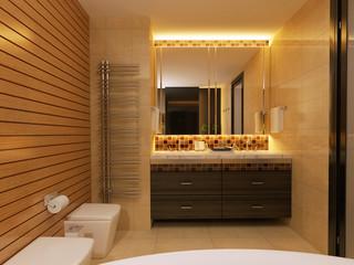 Bathroom.Mirror.
