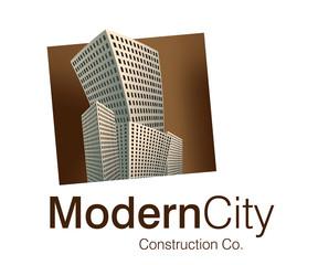 Modern City Logo