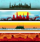 Fairytale Castle Web Banners poster