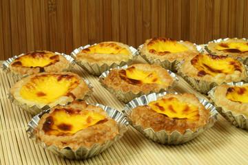 Lisbon tradicional pastries