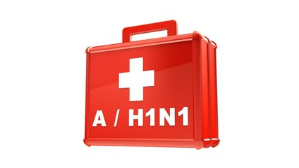 Medical Case H1N1seamless loop.