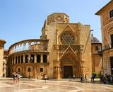 Fototapety Kathedrale v.Valencia