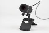 black webcam poster