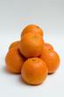 grupo de mandarinas