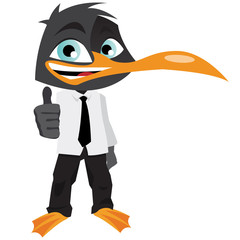 pingouin pouce