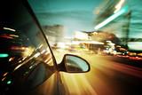 Fototapety night drive
