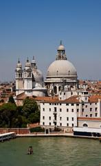 Venice Church Domes