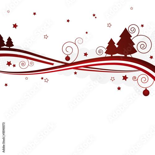 christmas landscape als posters drucken und berechnen 18140073. Black Bedroom Furniture Sets. Home Design Ideas