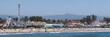 Leinwanddruck Bild - Santa Cruz Boardwalk; Santa Cruz, California