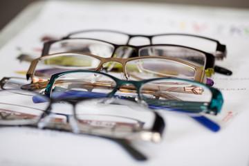 brillen beim optiker