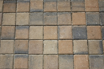 brick tile background and texture