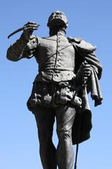 Lope de Vega statue in Toledo