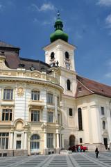Roumanie - Transilvania - City of Sibiu