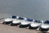 Bootsfahrt auf See