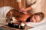 Profesjonalny masaż w salonie SPA - 18170615