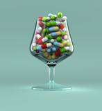Pills abuse poster