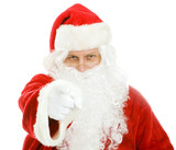 Santa Wants You poster