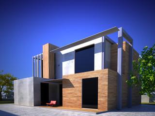 House cube 01