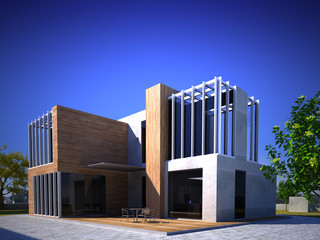 House cube 03