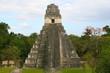 Jaguar Temple in Tikal