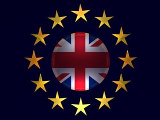 UK flag ball